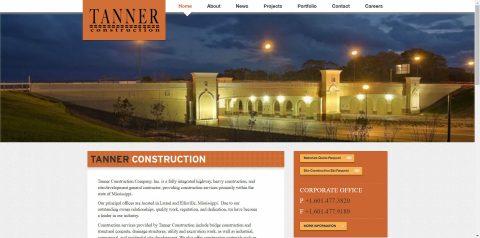 Tanner Constructions